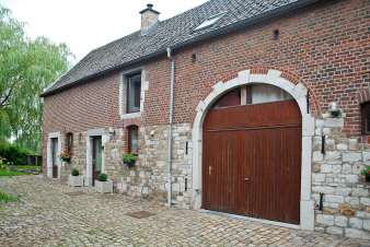 Cosy farmhouse holiday cottage for 6 persons to rent in Herve