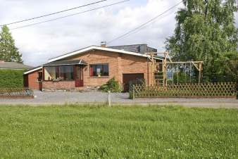 3-star rental holiday bungalow for 6 persons near Hotton