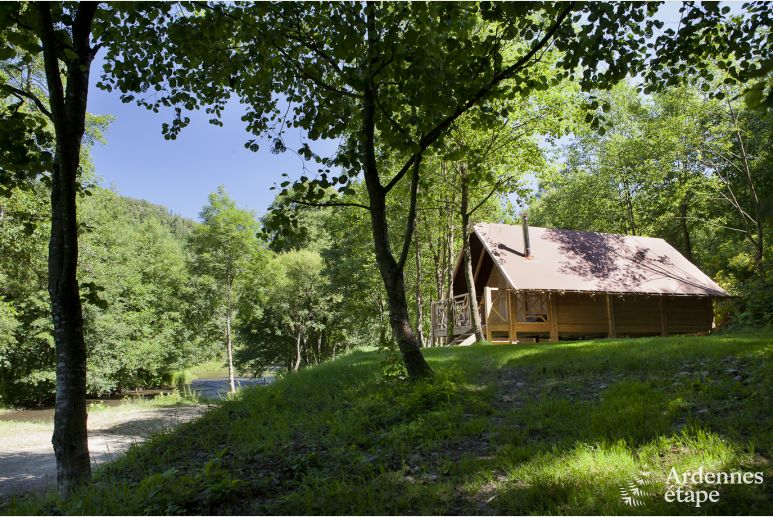 Holiday house for a romantic stay for 2 persons in Houffalize