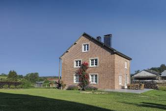 Holiday cottage in Houffalize for 6/8 persons in the Ardennes