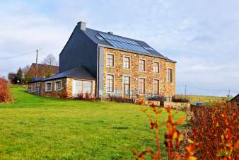 Holiday cottage in Huy for 21 persons in the Ardennes