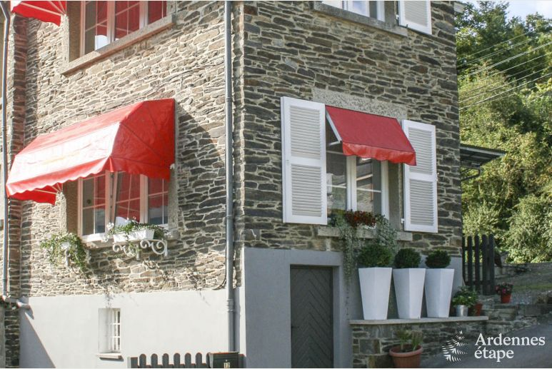 Vintage holiday house for 4 persons to rent in La-Roche-en-Ardenne