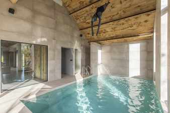 Luxury villa in La Roche en Ardenne for 10 persons in the Ardennes