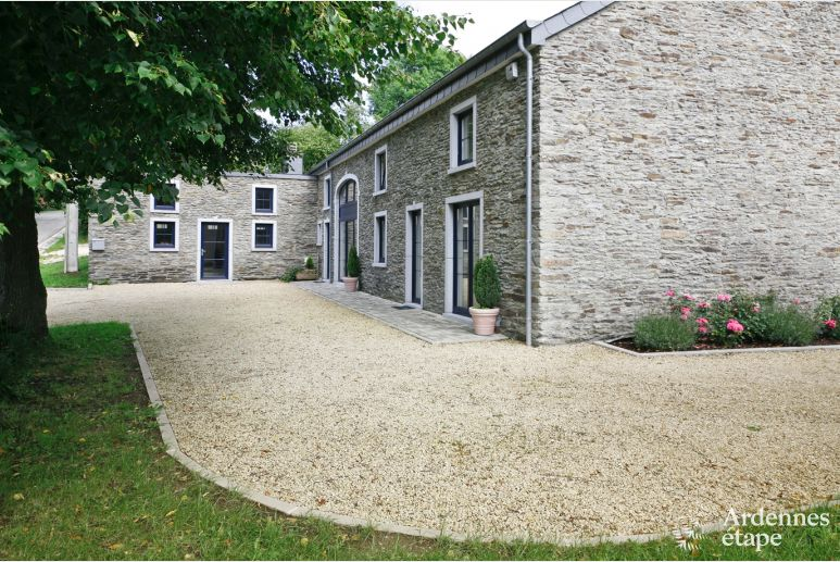 Renovated 3 star holiday cottage for 14 people in La Roche-en-Ardenne