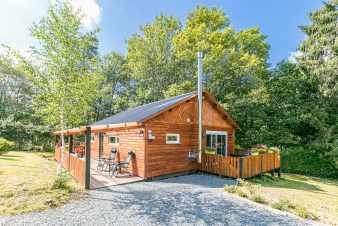 Chalet in Libin for 4 persons in the Ardennes