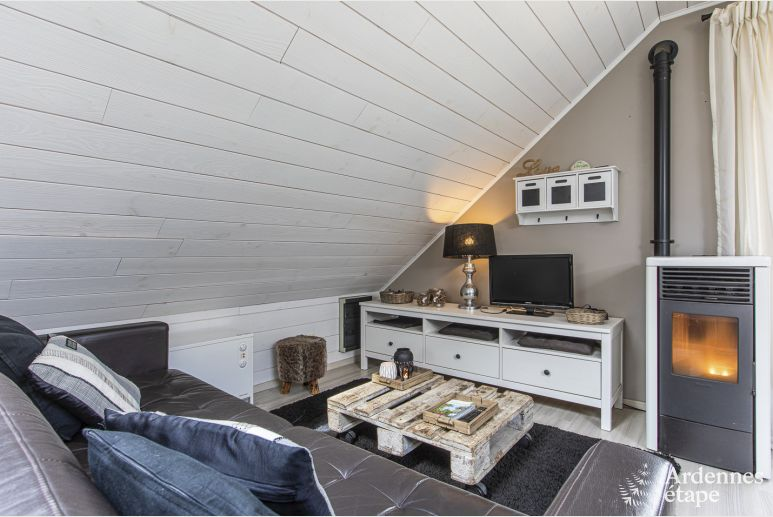 Charming holiday studio for a couple in the Province of Luxembourg