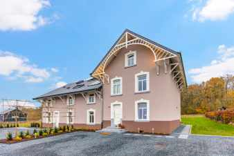 Holiday cottage in Libramont-Chevigny for 9 persons in the Ardennes