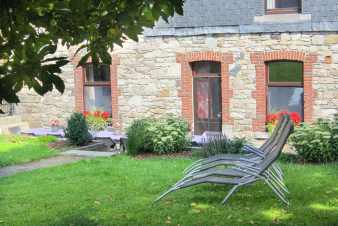 Holiday cottage in Libramont for 9 persons in the Ardennes
