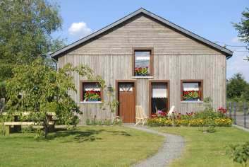 Holiday cottage in Libramont for 4/5 persons in the Ardennes