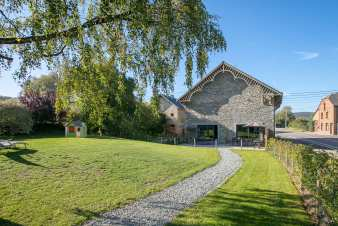 Holiday on a farm in Libramont for 6/7 persons in the Ardennes