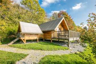 Rental holiday house for 5 pers. ideal for family hikes in Lierneux
