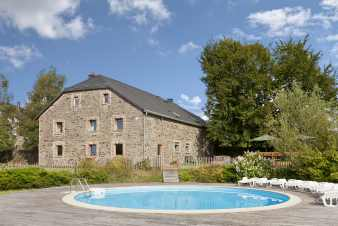 Holiday cottage in Malmedy (Xhoffraix) for 12 persons in the Ardennes