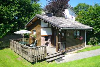 Ardennian cottage with view for couples holiday to rent in Malmedy