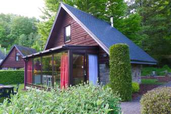 Comfortable cottage for 2 - 4 people in a holiday village in Malmedy.