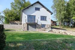 Rental holiday house with superb view for 8 persons in Malmedy