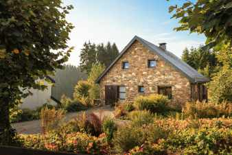 Holiday cottage in Malmedy for 8 persons in the Ardennes