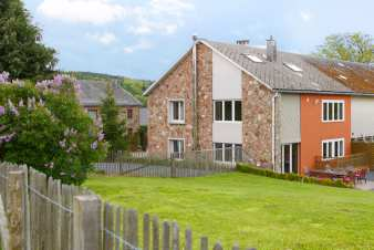 Holiday cottage in Malmedy for 12 persons in the Ardennes