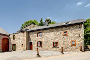 Holiday cottage in Manhay for 4/6 persons in the Ardennes