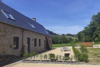 Holiday cottage in Marchin for 5/6 persons in the Ardennes