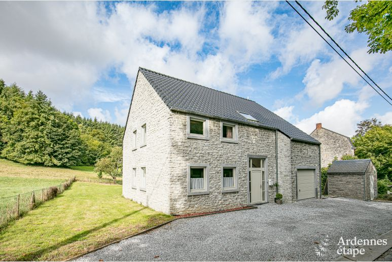 Holiday cottage in Maredsous for 9 persons in the Ardennes