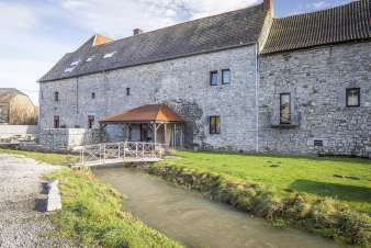 Farmhouse for five people for rent in Maredsous in the Ardennes
