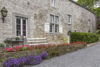 Holiday cottage in Méan for 3/5 persons in the Ardennes