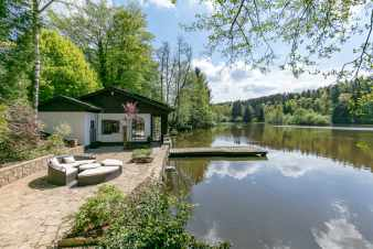 Chalet in Momignies for 2 persons in the Ardennes