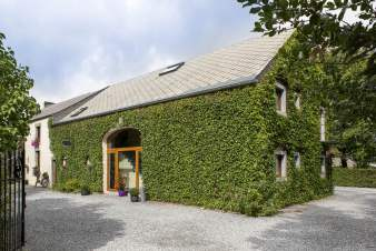 Holiday cottage in Ohey for 16 persons in the Ardennes
