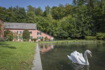 Holiday home in Orval for 12 people in the Ardennes
