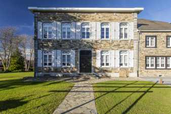 Luxury villa in Paliseul for 8 persons in the Ardennes