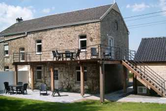 Holiday cottage in Plombières for 4 persons in the Ardennes
