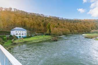 Holiday cottage in Poupehan for 26 persons in the Ardennes