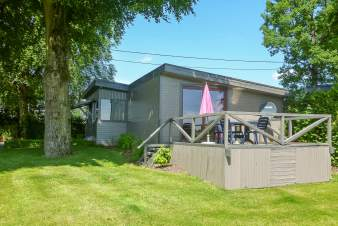 Nice chalet to rent for two to four people not far from the lake of Robertville