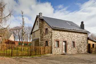 Holiday cottage in Robertville for 8 persons in the Ardennes