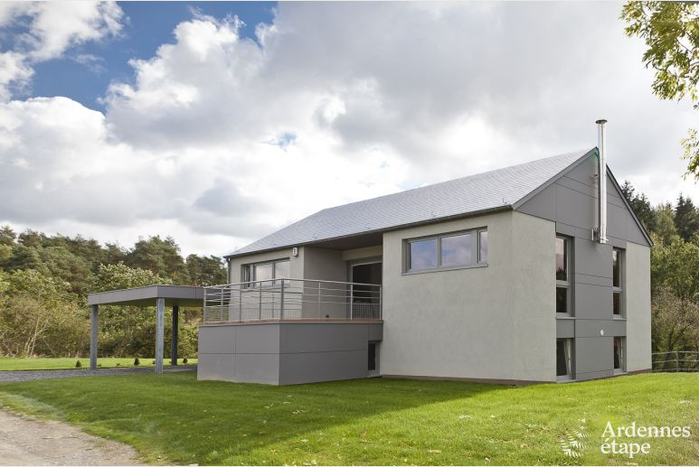 Modern and comfortable holiday house with wellness to rent in Rochefort