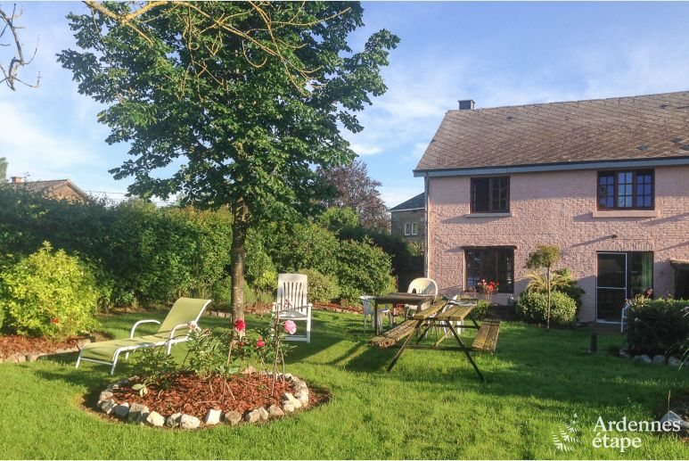 Rural stay in a holiday cottage near Rochefort