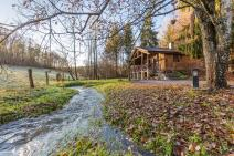 Chalet in Saint-Hubert for your holiday in the Ardennes with Ardennes-Etape