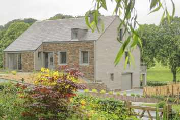 Holiday cottage in Saint-Hubert for 9 persons in the Ardennes
