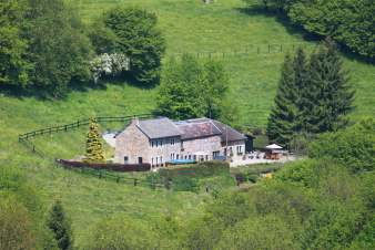 Holiday cottage for 6 persons to rent in idyllic Soiron