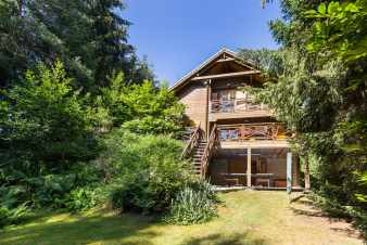 Chalet in Somme-Leuze for 8 persons in the Ardennes