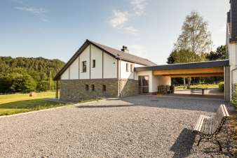 Holiday house for 5 people in Spa in the Ardennes