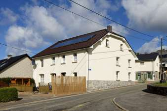 Holiday house for 14 persons near Saint-Vith in the Province of Liège