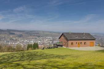 Holiday cottage in Stavelot for 12 persons in the Ardennes