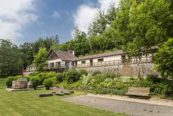 Nature holiday cottage near the Amblève border for 33 persons