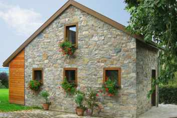 Renovated holiday house in Stoumont for 2 to 4 persons (Belgian Ardennes)