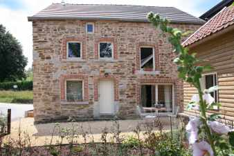 Picturesque holiday cottage for 6 pers. in Stoumont, dogs allowed