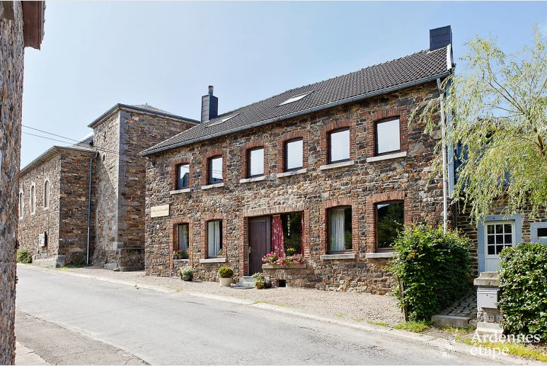 Comfortable holiday house for people in stoumont