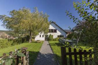 Holiday cottage in Stoumont for 8 persons in the Ardennes