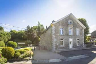Holiday home in Tenneville for 13 people in the Ardennes