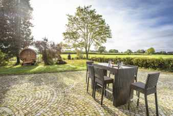 Holiday cottage in Thimister-Clermont for 13 persons in the Ardennes